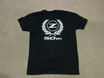 50周年記念 Tシャツ